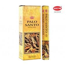 Incense - Hem Palo Santo (Box of 120 Sticks)