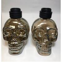 Skull Twist & Lock Hookah Base (Fits Small & Medium Hookahs)