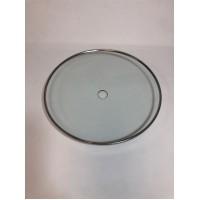 Hookah Pyrex Style Tray - 21 cm