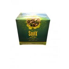 Soex Herbal Molasses 250g - Grape Pan Twist