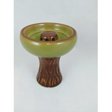 Colorful Glazed Ceramic Bowl