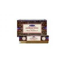 Incense - Nag Champa 15g Arabian Oudh (Box of 12)