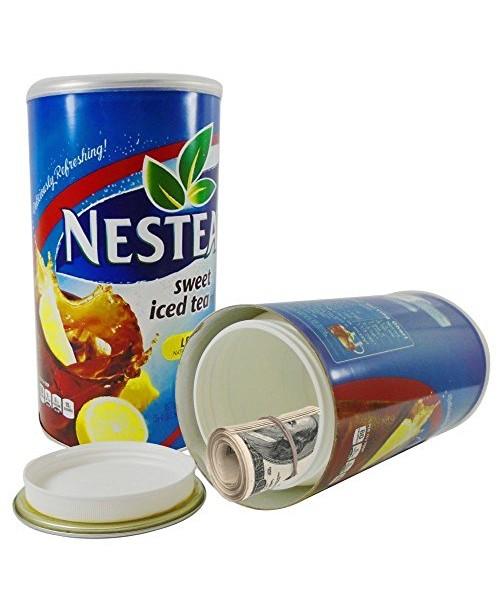 Nestea XLarge Stash Can