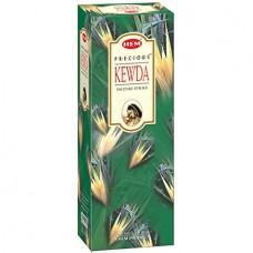 Incense - Hem Precious Kewda (Box of 120 Sticks)