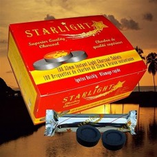 Starlight Charcoal 33 mm (10 Rolls/Box)