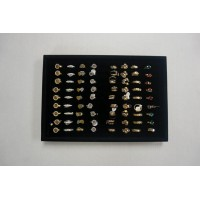 Fashion Rings I - Assorted (72/Display)