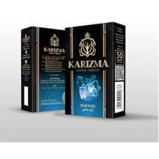 Karizma Herbal Molasses 50g - Blue Mass