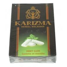 Karizma Herbal Molasses 50g - Mint Gum