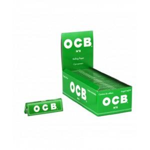 """Rolling Paper - OCB No.8 - 1.5"""" Cut Corners (25 Units)"""
