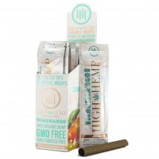 Hemp Wrap - High Hemp -Mango (25 Packs)