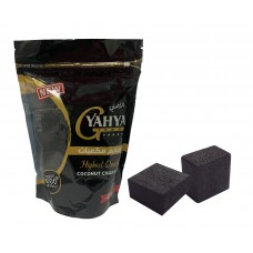 Charcoal - Yahya - Coconut Shell -  (31 Pieces)