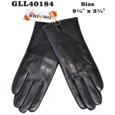 Gloves - Sheep Leather - Women's - Asst Sizes (12 Pack)