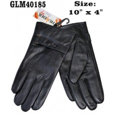Gloves - Sheep Leather - Men's - Asst Sizes (12 Pack)