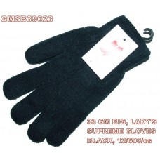 Gloves - Magic - Supreme - Black (12 Pack)