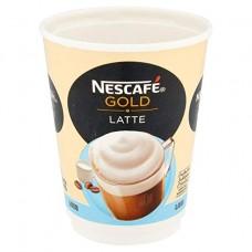 Nescafe Gold Latte W/Lid (10/Sleeve)