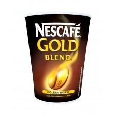Nescafe Gold Blend Coffee White & Sugar W/Lid (10/Sleeve)