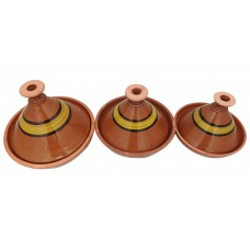 Clay Pot - Tagine (Set of 3)