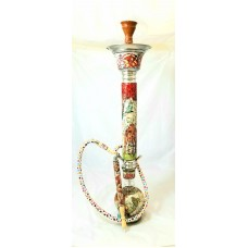 "Sultana Hookah - Hand Drawing Ice (Camel) (41"")"