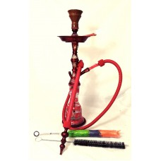 """Sultana - Single Candle Stick - Red 26"""""""