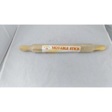 Wooden Rolling Pin - 27cm