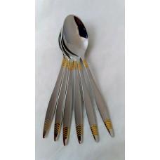 Tea Spoons (6 Pcs) HW-F-SP-6-011