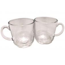 Glass Mugs 10 Oz (Set of 24)