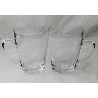 Glass Mugs 245ml (Set of 3)