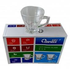 Cups w/ Handle 150cc (6 Pcs)