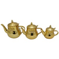 Tea Pot - Stainless Steel - 1.2L/1.6L/2L