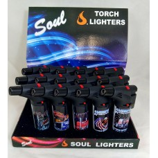 Soul Torch Lighter (15/Display) - American Truckers