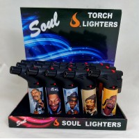 Soul Torch Lighter (15/Display) - Snoop Dog
