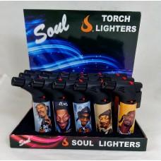 Soul Torch Lighter (15/Display) - Snoop Dog