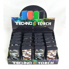 Soul Torch Lighter (20/Display) - Camouflage