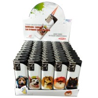 Torch Deluxe Lighter (50/Display) - Dog