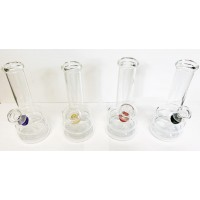 """Water Pipe - 6"""" Clear (319)"""