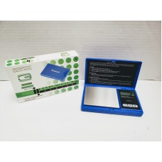 Scale - G-Force 100 g x 0.01 g (Blue)