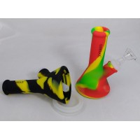 "Water Pipe - 5"" Chelax Silicone"