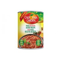 California Garden Fava Beans Secret Recipe 24 X 450 g Can