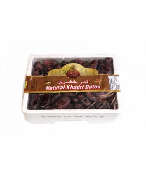 Natural Khudri Dates (12 x 1 kg)