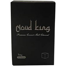 Charcoal - Cloud King Coconut Shell (72 Pieces)