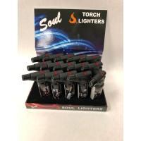 Soul Torch Lighter (15/Display) - Skull II