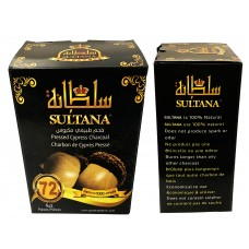 Charcoal - Sultana  - Cypress  (72 Pieces)