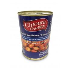 "Chtoura Garden Cooked Fava Beans ""Armenian Recipe"" (24 x 400 g)"