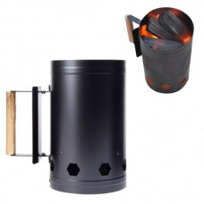 BBQ Chimney Fire Starter
