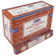 Incense - Nag Champa 15g Dark Cinnamon (Box of 12)