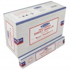 Incense - Nag Champa 15g Sweet Vanilla (Box of 12)