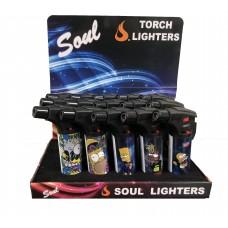 Soul Torch Lighter (15/Display) - Cartoon 4