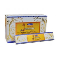 Incense - Nag Champa 15g Natural Jasmine (Box of 12)