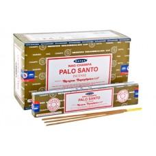 Incense - Nag Champa 15g Palo Santo (Box of 12)