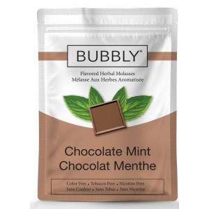 Bubbly Herbal Molasses 250 g - Chocolate Mint